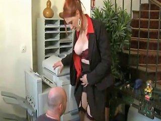 Milf Redhead In Business Suit Slammed Porn C5 Xhamster