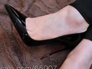 Louboutin So Kate Shoejob And Shoeplay Porn Ab Xhamster
