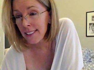 9654 Mature Teacher Webcam Self Fuck