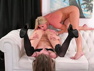 Milf India Scissors Elenas Wet Teen Pussy On The Couch Nuvid