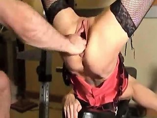 Pussy Fisting And Squirting Orgasms
