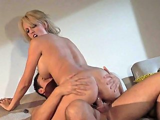 Stormy Daniels Is Riding Hard Pole After Steamy Pussy Licking