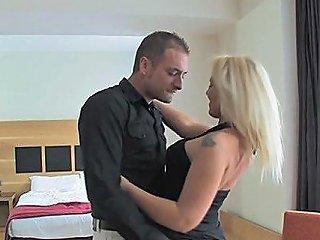 Busty Pornstar Hotel Sex Hard