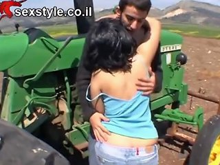 Israeli Teen Gets Fucked By A Tractor Before Washing Up Sunporno Uncensored