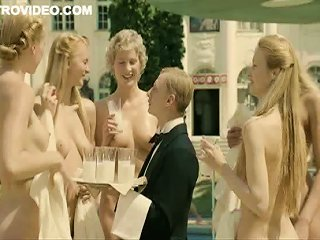 This Is Like Paradise Must Be Only With Hot Naked Blondes