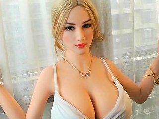 Esdoll Sex Love Doll Silicone Entity Body Lifelike Sex