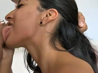 Indian Pornstar Eats Cum From Cup After Fucking