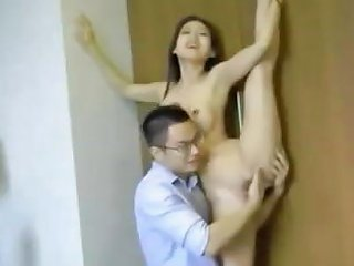 Horny Couple Chinese Acrobatic Fuck Free Porn 2d Xhamster