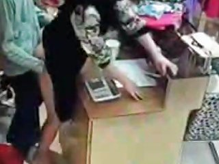 Chinese Owner Have Sex During Service Hours Free Porn 1a