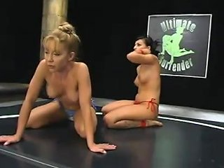 Gorgeous And Desirable Chicks Are Fighting For The Title