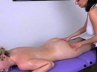She Seduced A Body Massage Txxx Com