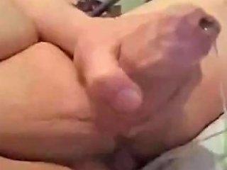 Sexy Uncut Cock Masturbated And Cumming Creamy Sperm Not Me 124 Redtube Free Cumshot Porn