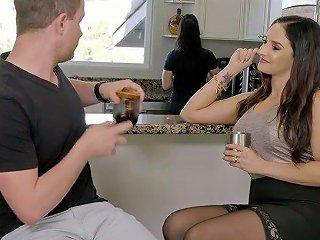 Attractive Puerto Rican Milf Sheena Ryder Is Addicted To Analfuck