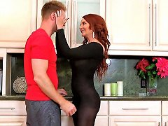 Sexy Redhead Milf Gets Unforgettably Fucked In Reality Clip