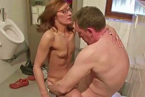 German Milf Seduce To Fuck By Younger Man