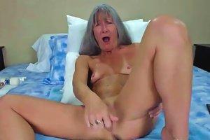 Mature Webcam Orgasm