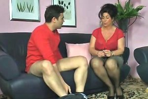 German Mom Shows Boy How To Make A Woman Cum Free Porn Ab