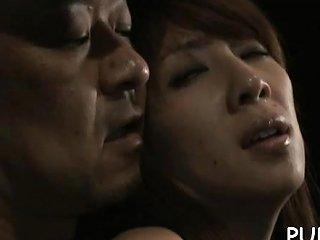Aroused Japanese Mature Misa Yuki Enjoys That Yummy Dong Nuvid