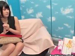 Japanese Crazy Sex Games Teen Inside Glass Walls 12