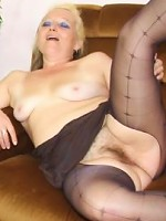 She wraps her soft lips around her son in laws cock and she gives him the best head ever