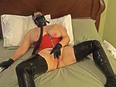 Gasmask Woman Masturbates Free Milf Hd Porn 25 Xhamster