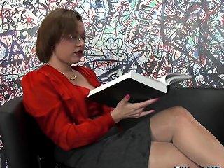 Fetish Slut Gets Bukkake Nuvid