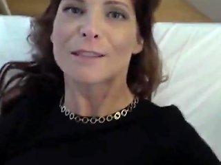Stunning Cheating Mature POV Anal Creampie