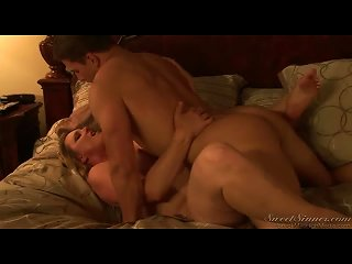Sinning In Bed With  MILF