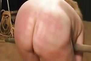 Painful Caning Mature Big Ass Of Catherina