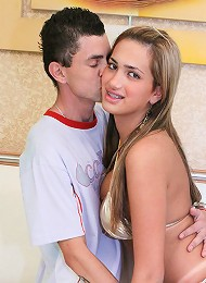 Natalia gets battered with Pablos big cock!