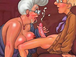 PornoXo Sex Video - Cartoon Reality Compilation