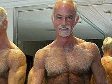 Watch these horny mature gays get off and join in the fun